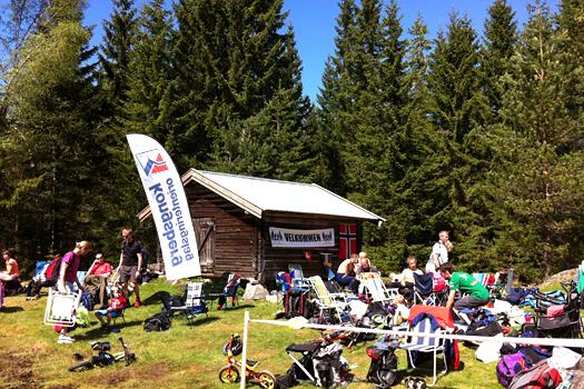 Illustrasjonsbilde fra Finnemarka Vårløp. Foto: Geir Nilsen/OPN.no.