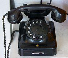 Gamal telefon