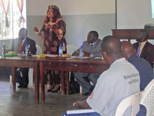 Corrected Ntcheu The Paramount Chief Inkosi Ya Makosi Gomani advising participants to take advantage of the meeting and agree on the effective  300p.jpg