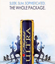 Michelob Ultra slim 180p