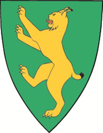 Kommunevåpen for Bygland kommune