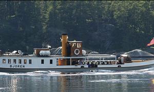 Dampbåten Bjoren