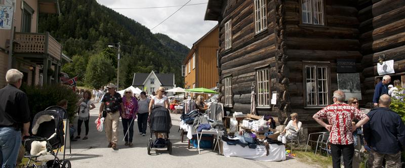 Festival på Ose