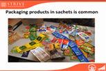 Tanzania plastic sachets 160p