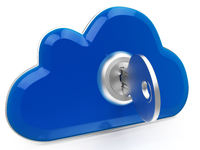 Cloud Computing Key Meaning Internet Security