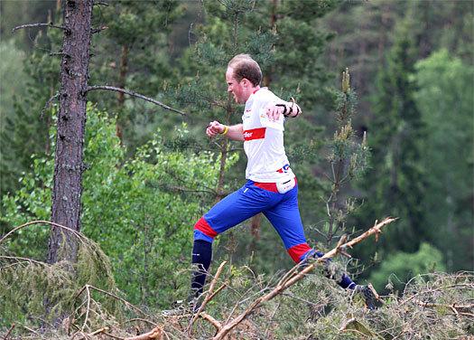 Bjørn Ekeberg. Foto: Geir Nilsen/OPN.no.