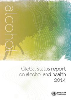 Front page Global Status Report on Alcohol and Health 2014 - 240p.jpg