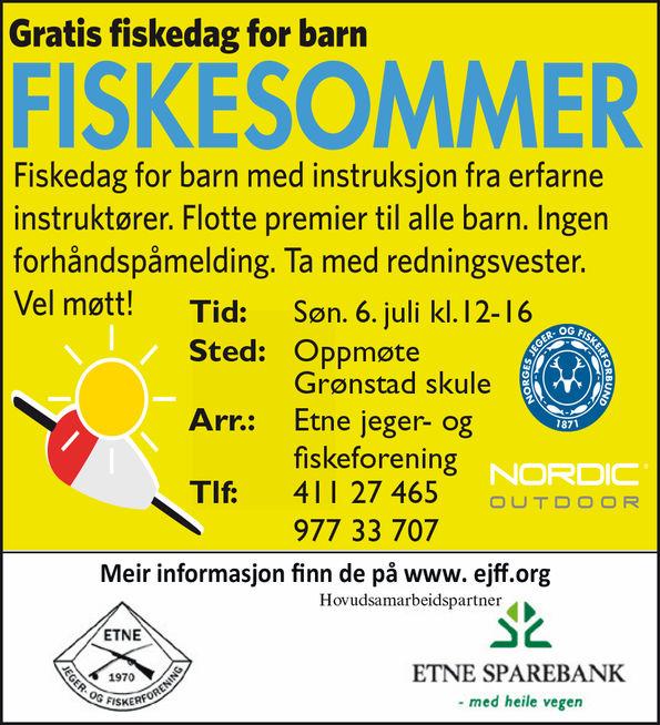 Annonse Fiskesommer 060714