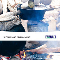 Front page Alcohol and development 200p