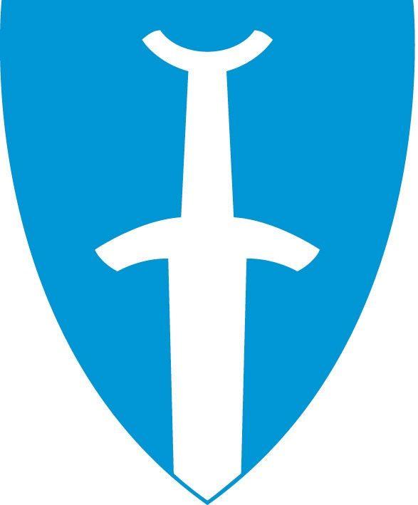 Balestrand kommune sitt kommunevåpen - sverd