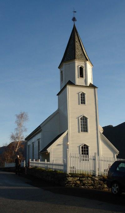 Solheim kyrkje