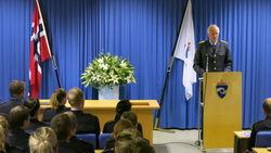 Hans-Jørgen taler