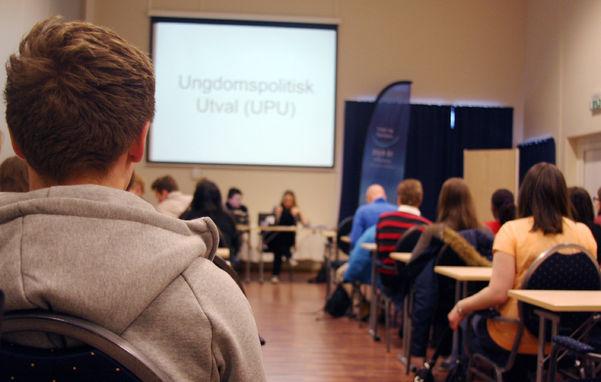 BIlete frå Fylkesting for ungdom 2013.