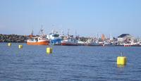 Sjarker i Torsvåg