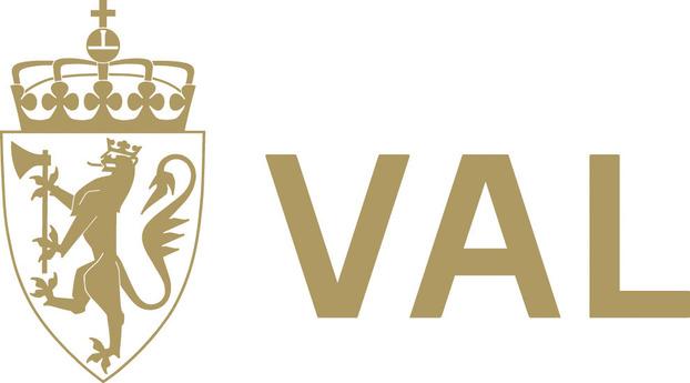 Offisiell logo for valet 2015