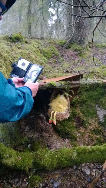 Geocache funnet
