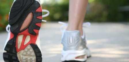 Trening+løpesko