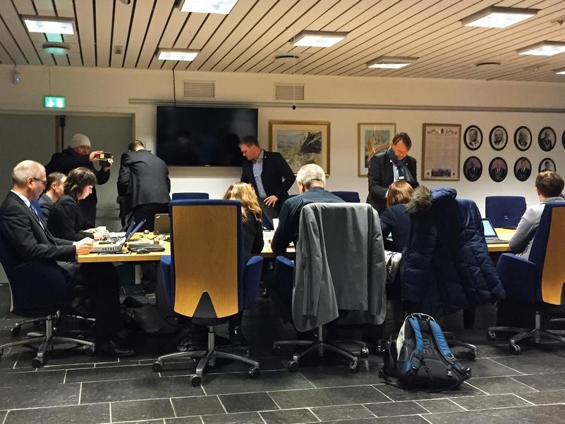 Fylkesutvalet handsamar Fjord1-saka 23. november.