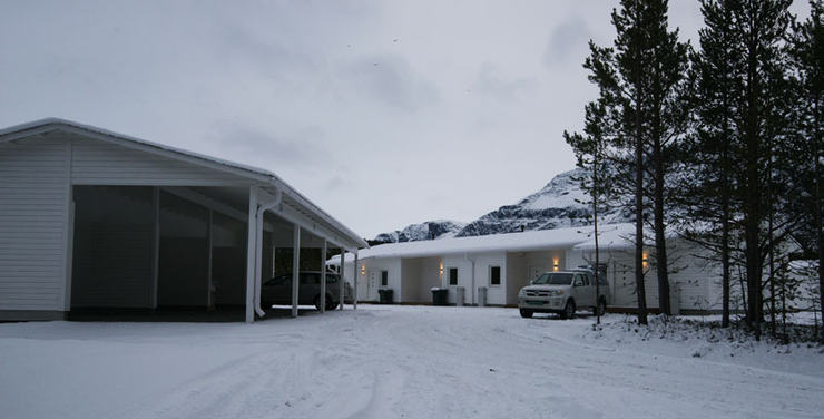 Nye boliger i Apaja.