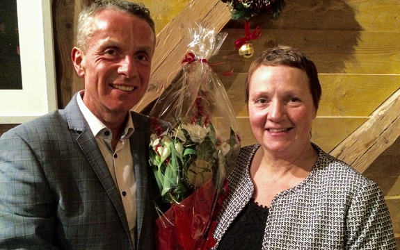Karen Marie Hjelmeseter og Terje Lyngstad