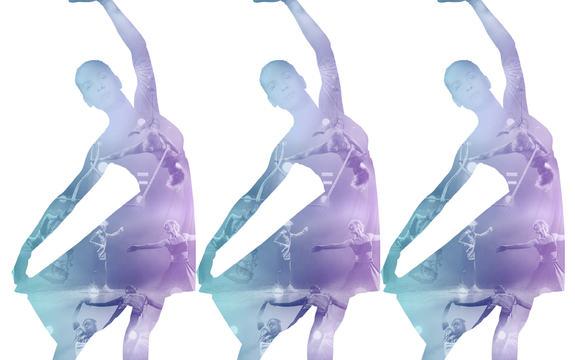 tre dansarar