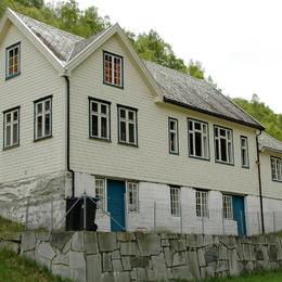 Undredal ungdomshus i Undredal, Aurland kommune