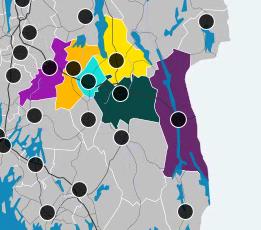 Kommunekart 6K