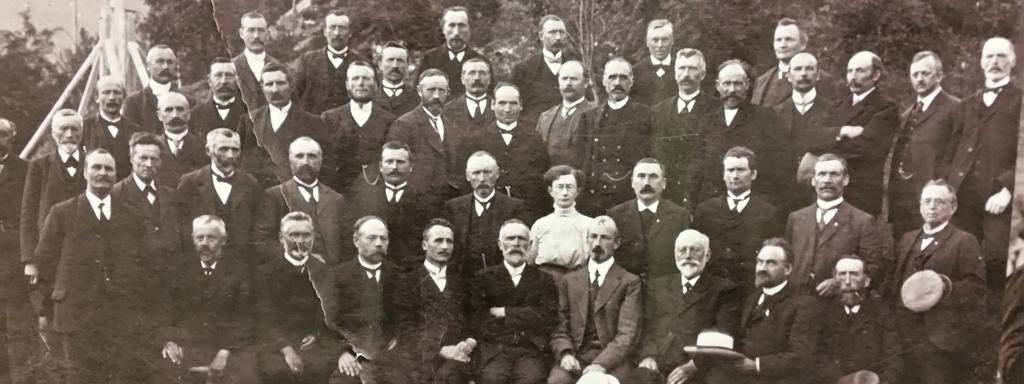 Nordre Bergenhus Amtsting på Visnes i Stryn i 1912.jpg