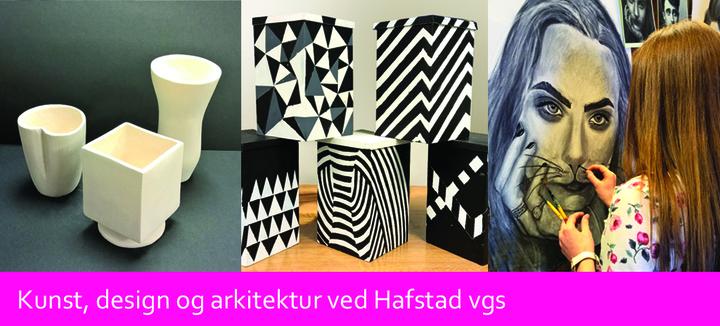 ingressbilete Kunst, design og arkitektur D