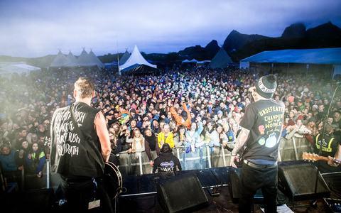 Trænafestivalen 2015 foto K Siversten