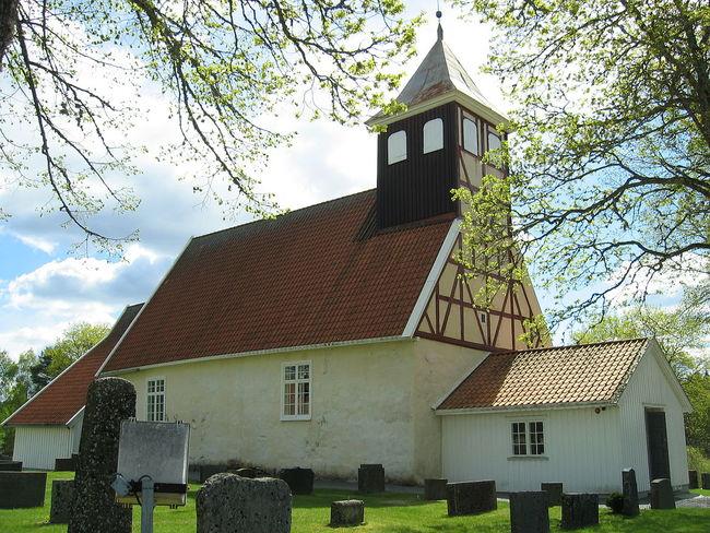 Rødenes kirke