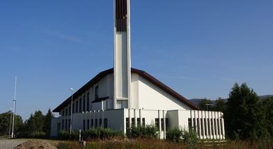 Ringvassøy kirke