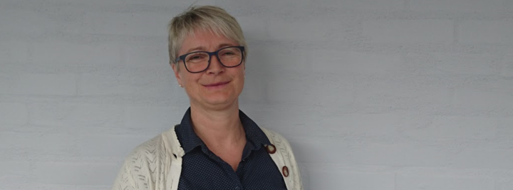 OT koordinator ved Flora vgs, Rita Frøyen