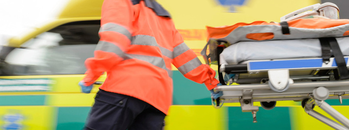 Ambulansearbeidar