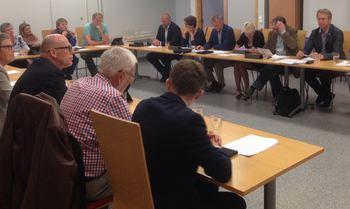 Kommunestyremedlemmer 22.juni 2016