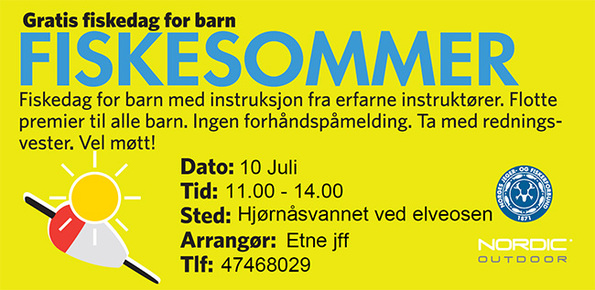 Annonse Fiskesommer100716