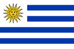 Uruguays flagg