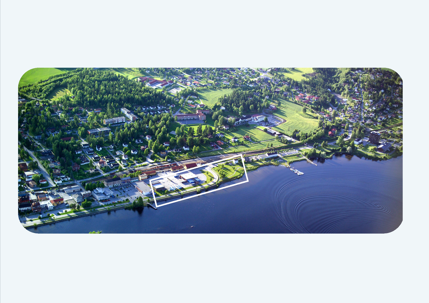 Vikesund nord med tegnet område.png