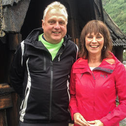 Jenny Følling og Jan Geir Solheim