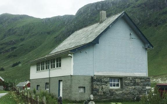 Hoddevik Grendehus. Foto: Huset i bygda
