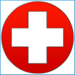red-cross-round-red-png