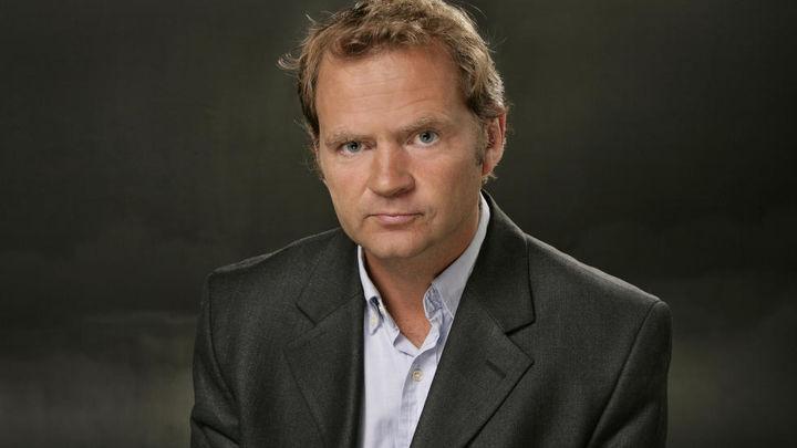 Bilde av NRK-journalist Knut Magnus Berge