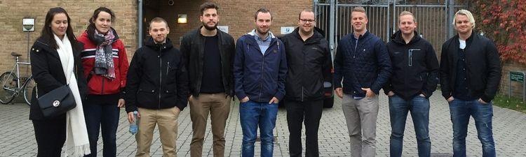 København -aspiranter oppstilt Foto, Øyvind utsnitt 1000x300