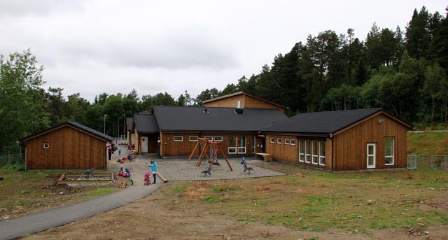 Foto av Løkken barnehage