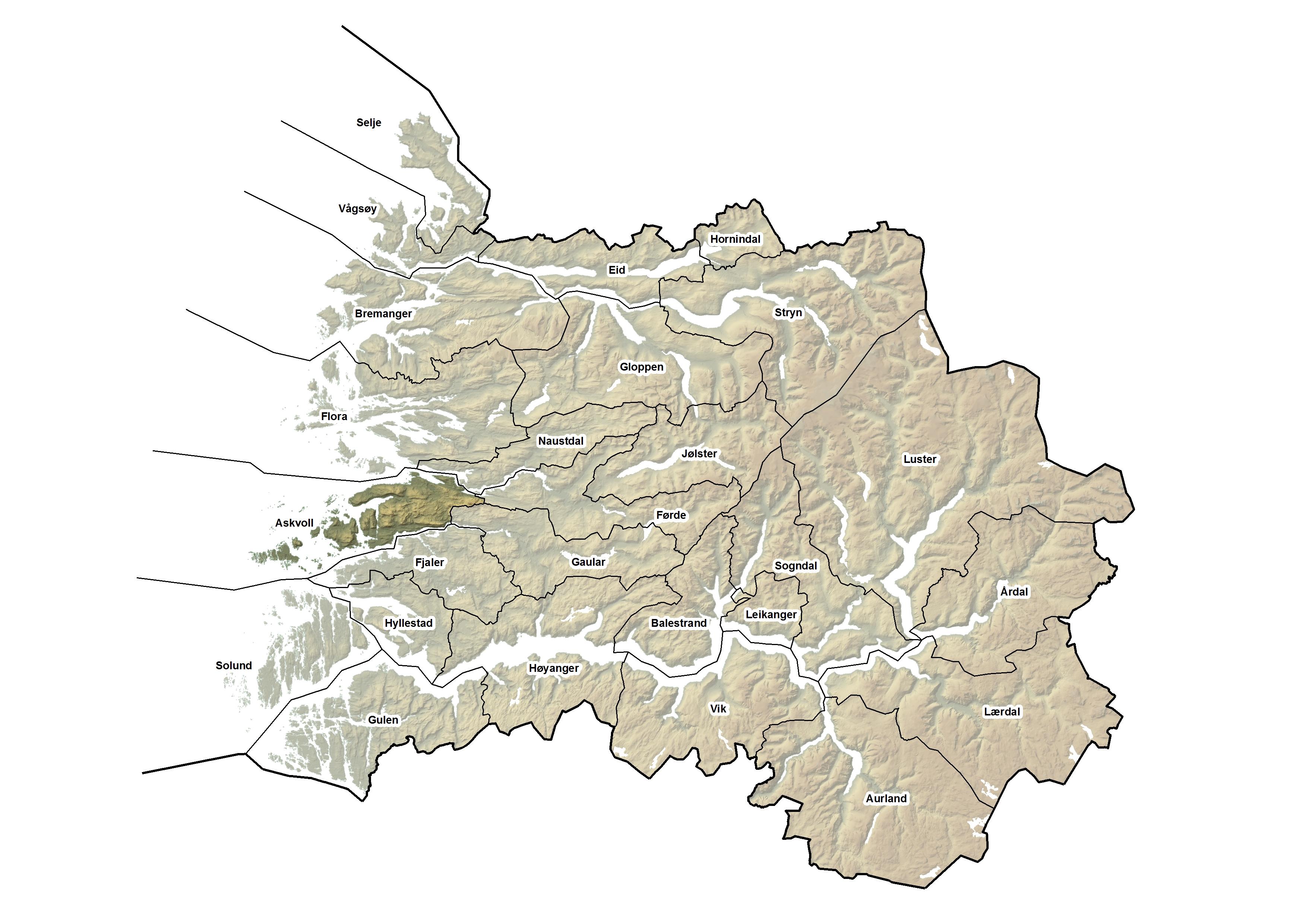 Askvoll kommune, kart.jpg
