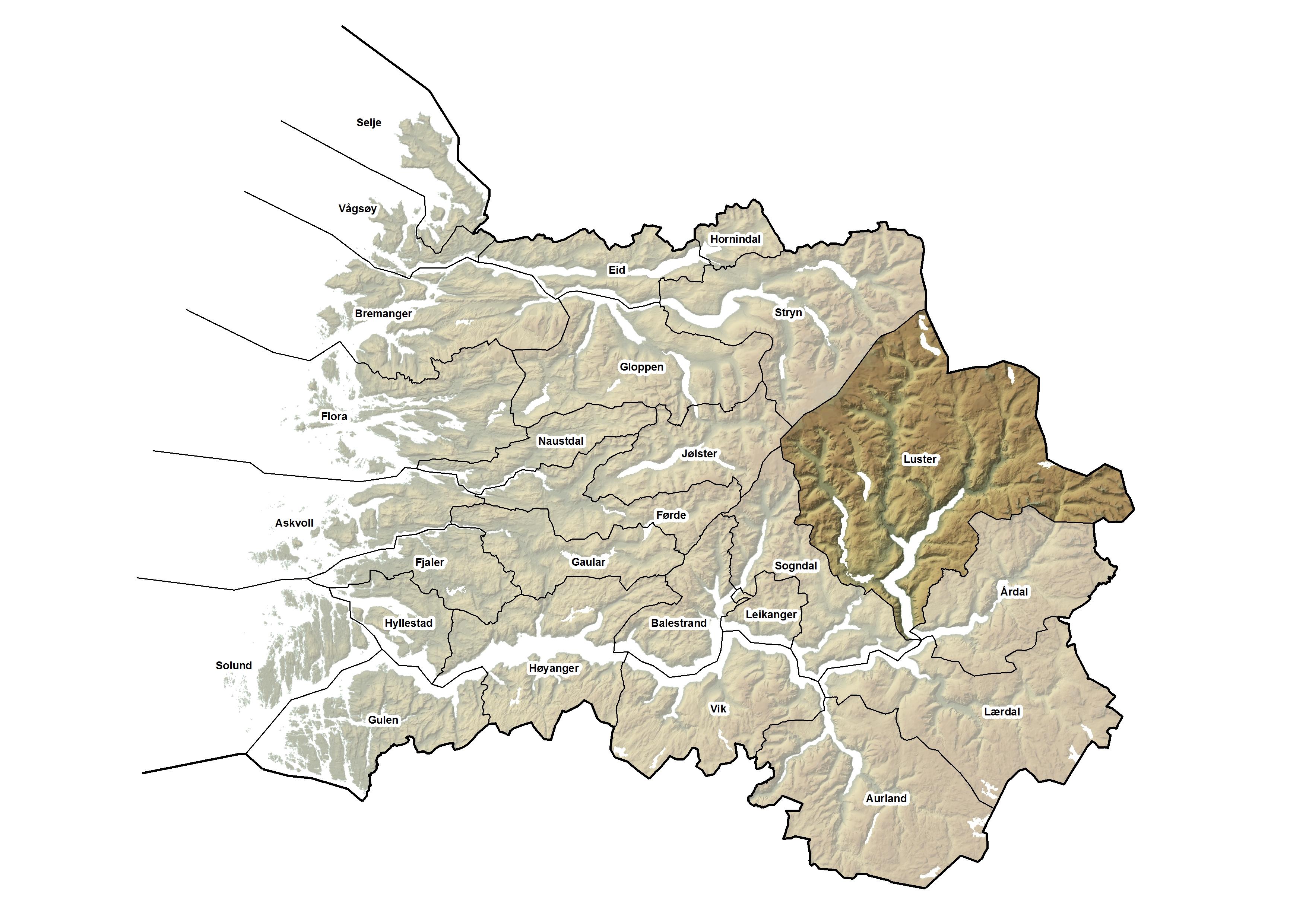 Luster kommune, kart.jpg