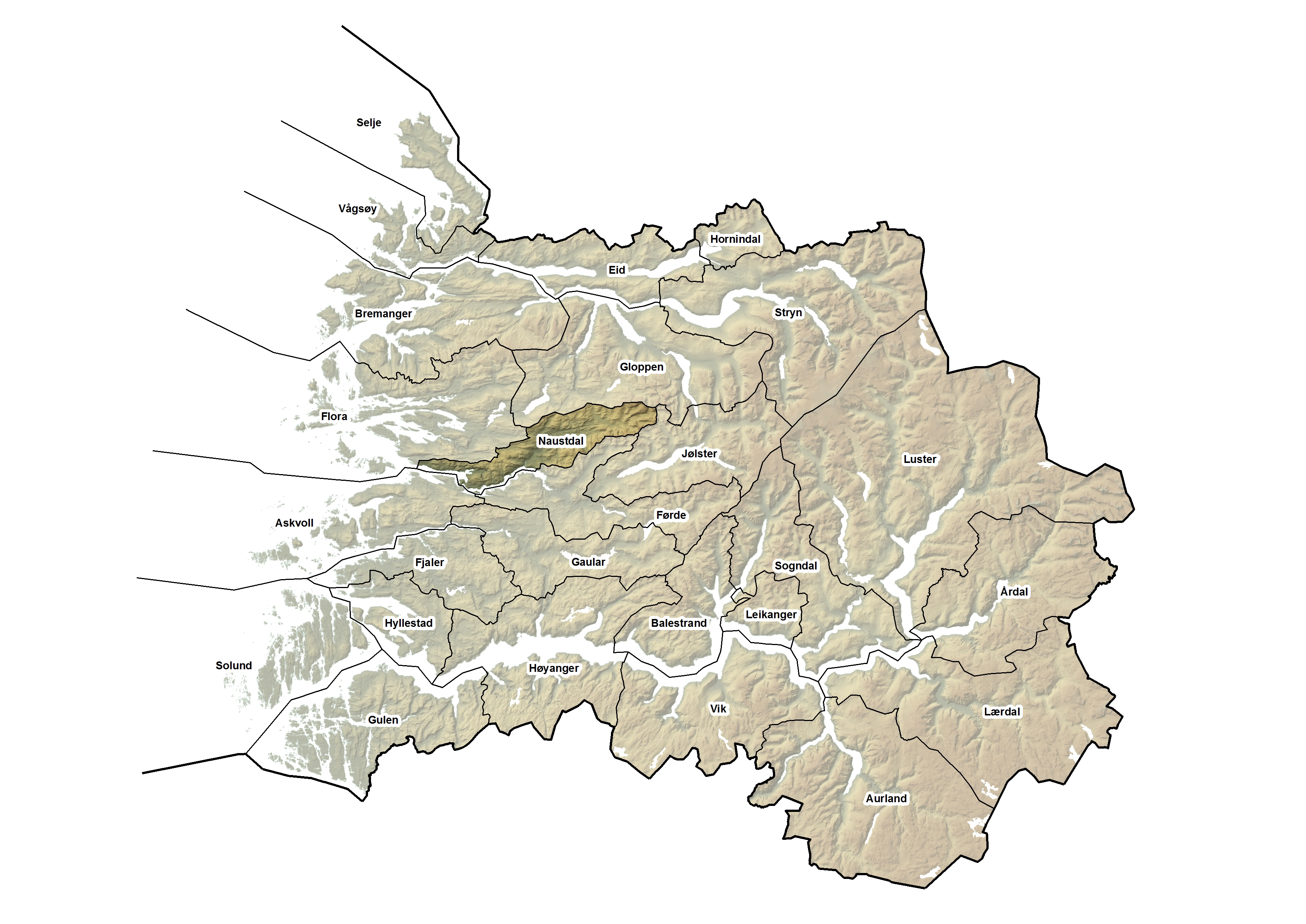 Naustdal kommune, kart.jpg