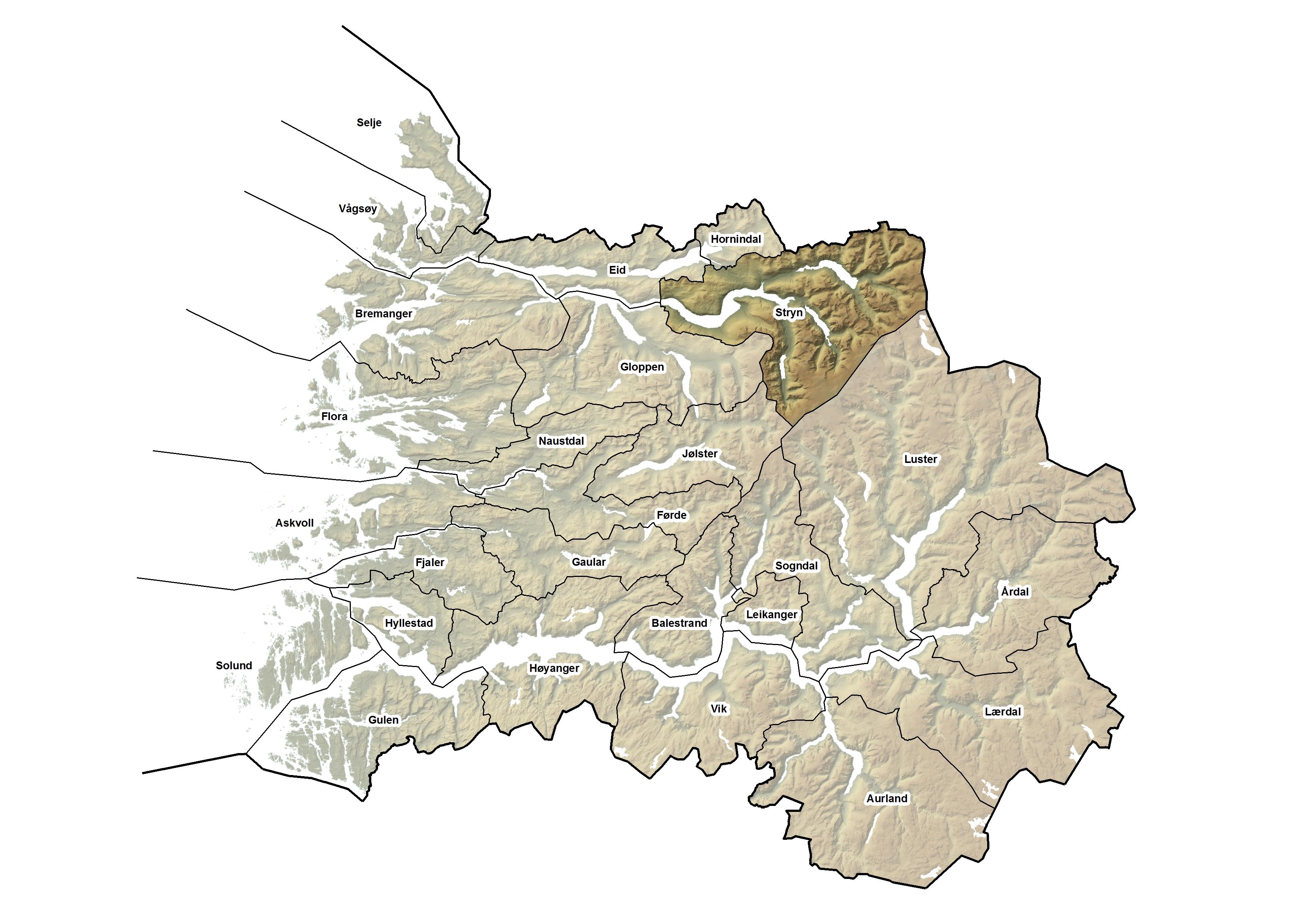 Stryn kommune, kart.jpg