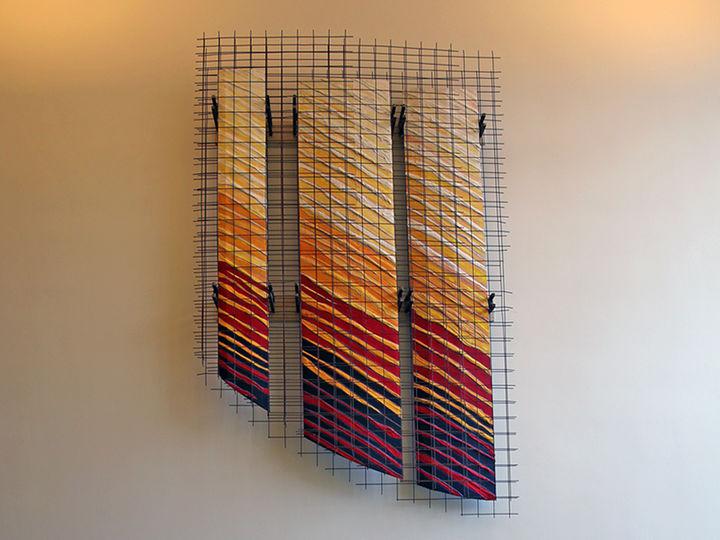 Kunstverk av Magne Vangsnes