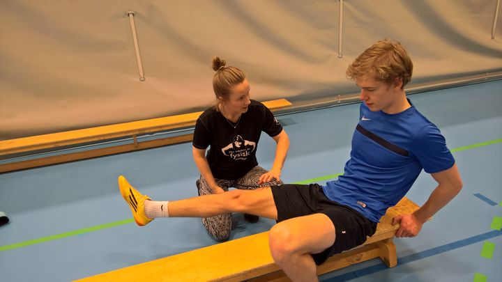 Fysioterapi for idrettselevane